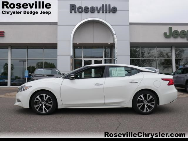 Pre-Owned 2018 Nissan Maxima 3.5 SV
