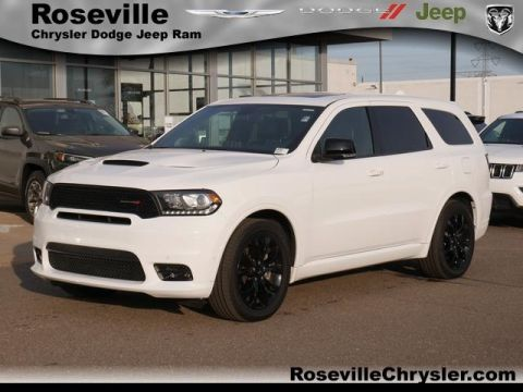 Pre-Owned 2019 Dodge Durango R/T With Navigation & AWD